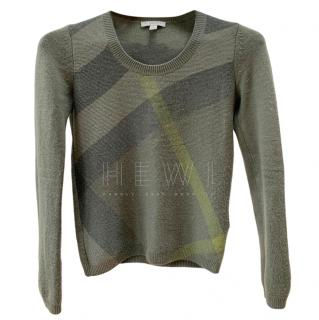 Burberry Wool & Cashmere Jumper
