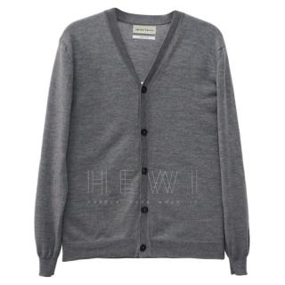 Libertine Frame Solid 122 Gear Mens V-Neck Cardigan