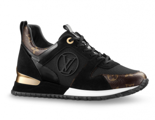 Louis Vuitton Runway Monogram Sneakers