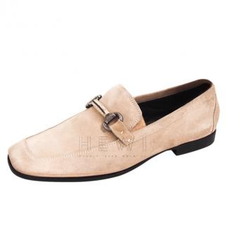 Boss Hugo Boss Beige Loafers
