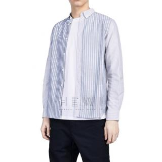 Norse Projects Anton Oxford Striped Shirt