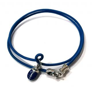 Luis Morais Scarab Beetle Corded Bracelet