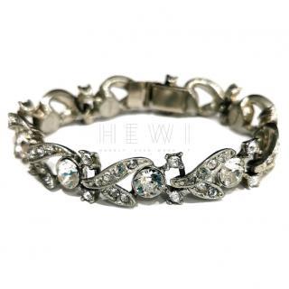 Ben Anum Crystal Art Deco Bracelet
