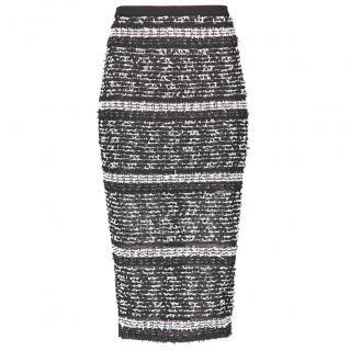 Roland Mouret Tweed Pencil Skirt