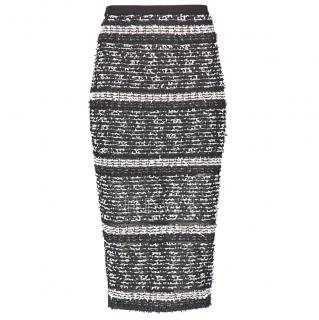 Roland Mouret Tweed Pencil Skirt