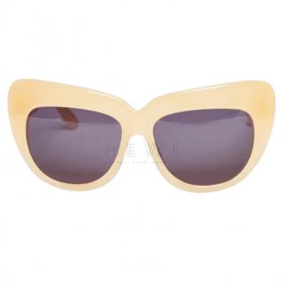 House of Harlow 1960 Oversize Cat-Eye Sunglasses