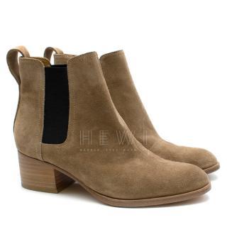 Rag & Bone Brown Walker Boots