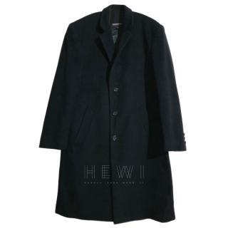 Emanuel Ungaro wool and cashmere coat