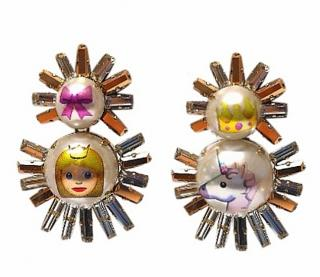 Bijoux De Famille Princess & Unicorn Earrings