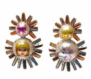 Bijoux De Famille Princess & Unicorn Earrings