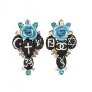 Bijoux De Famille Holy Fashion Earrings