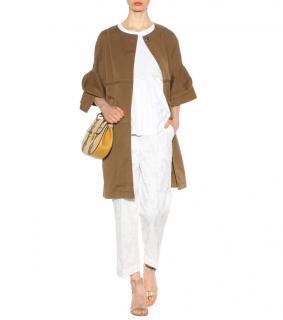 Dorothee Schumacher Knit Short Sleeve Coat