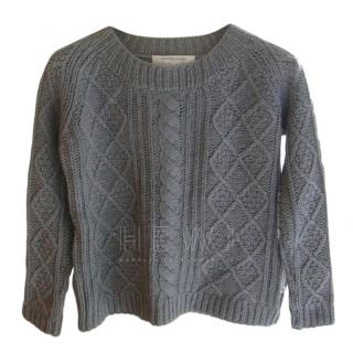 Gerard Darel Marilyn Monroe Gray Sweater