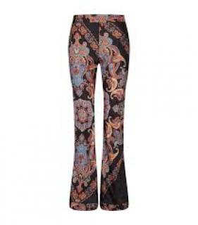 Chloe paisley silk trousers 2019  SOLD OUT