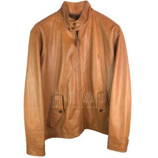 Polo Ralph Lauren Harrington Tan Jacket