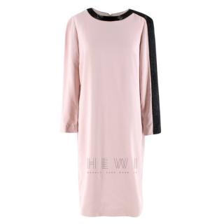 Amanda Wakeley Focus Powder Beaded Dress