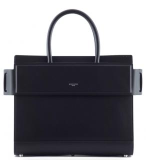 Givenchy Black Horizon Medium Leather Tote