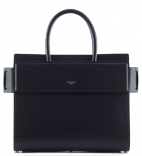 Givenchy Black Horizon Medium Leather Tote