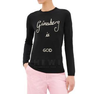 Bella Freud Ginsberg Is God Jumper