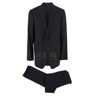 Tom Ford Black Men's Wool Blend Suit