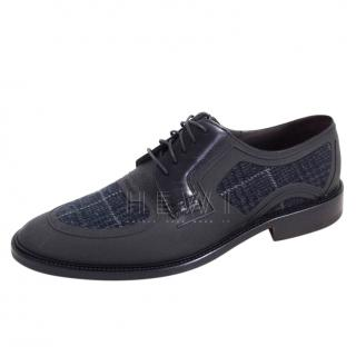 Pollini Derby Oxford Loafers