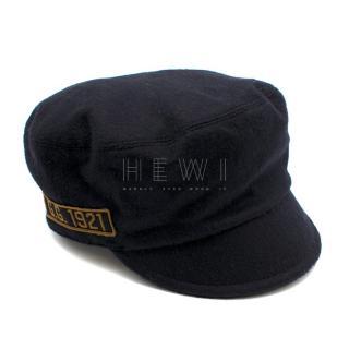 Gucci Wool 1921 Flat Cap