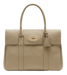 Mulberry Baywater Tote Bag in Dune