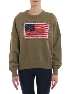 Ralph Lauren Polo USA Flag Sweatshirt