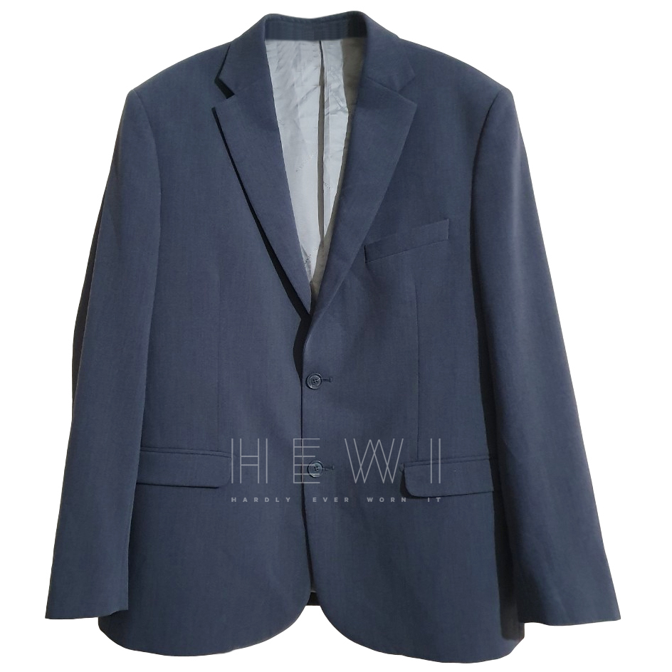 Alessandro Dell' Acqua Men's Tailored Blazer