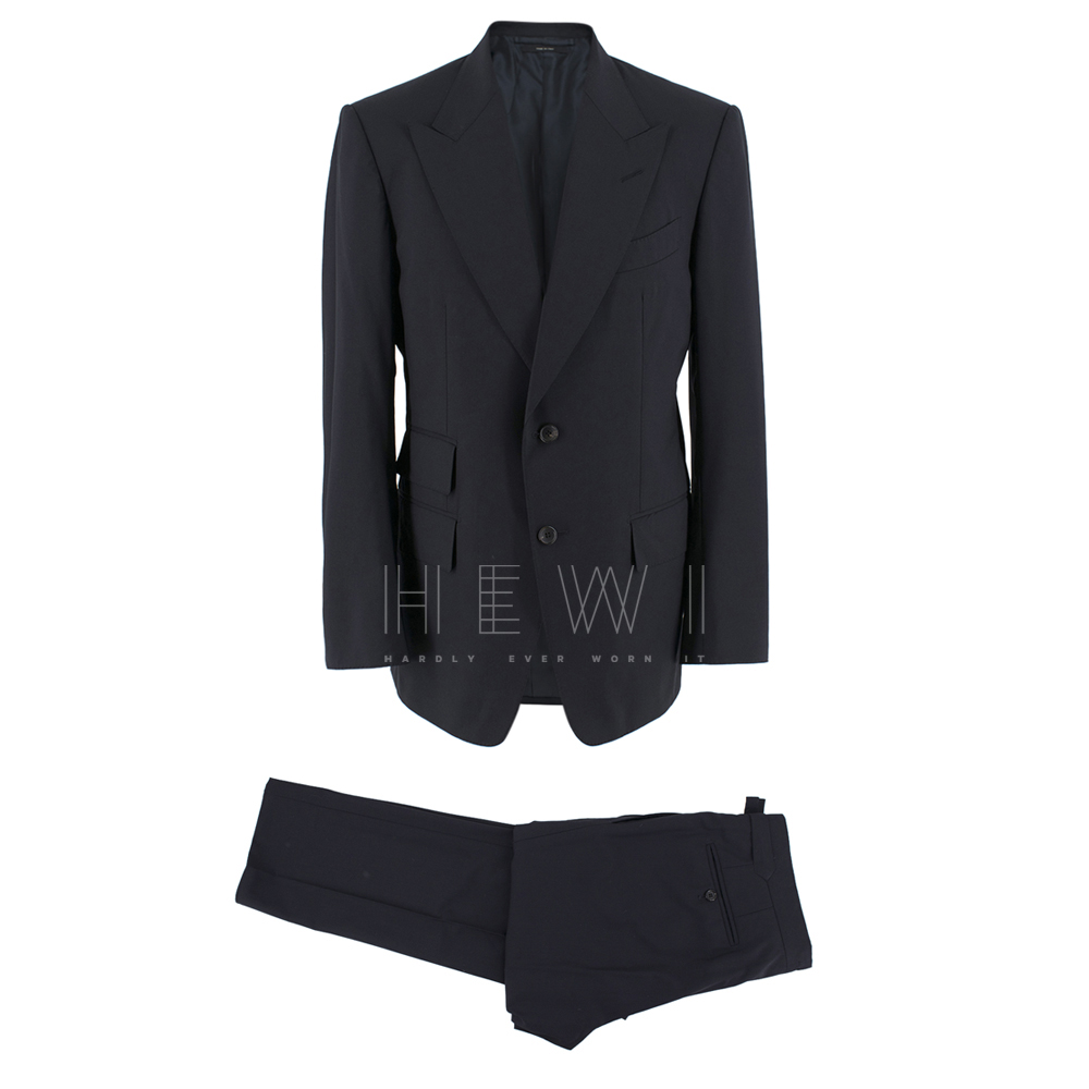 Tom Ford O'Connor Techno Wool Suit