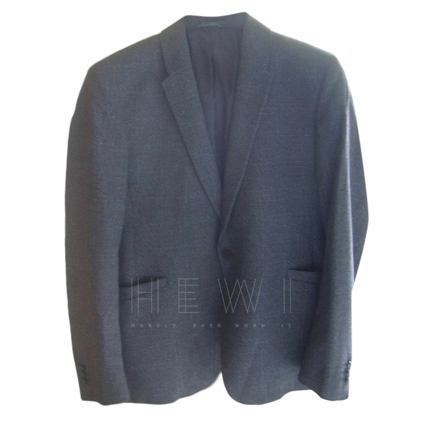 Thierry Mugler Charcoal Jacket