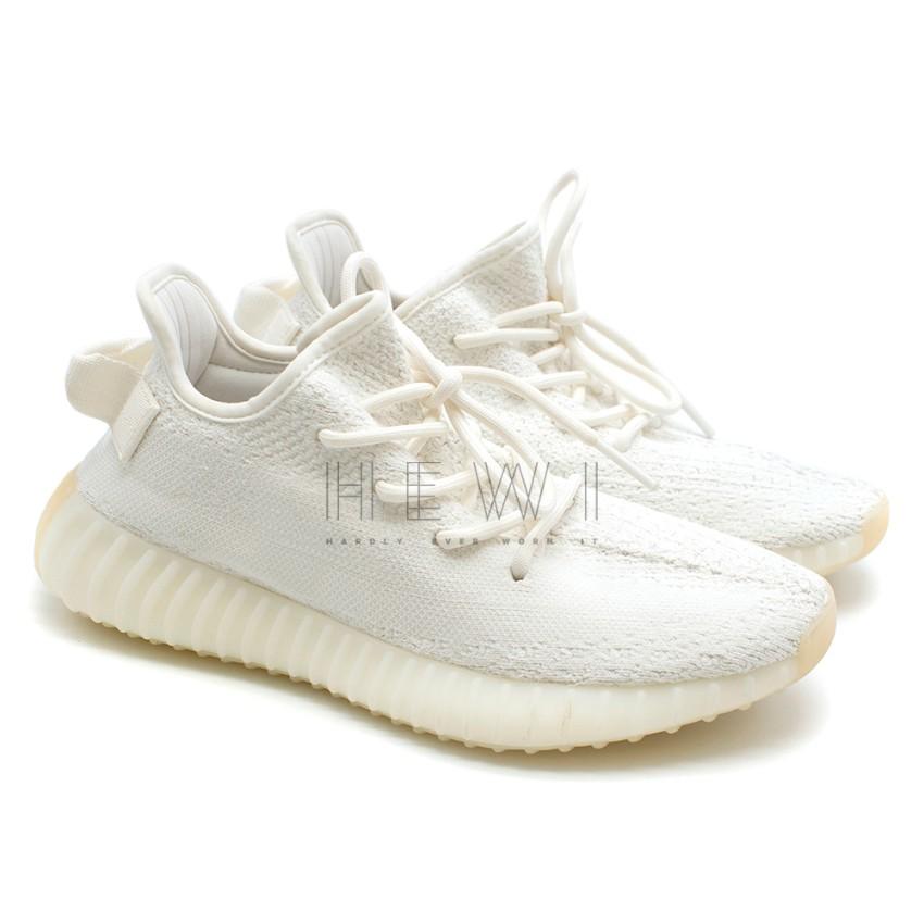 Adidas x Yeezy 350 V2 Triple White Trainers