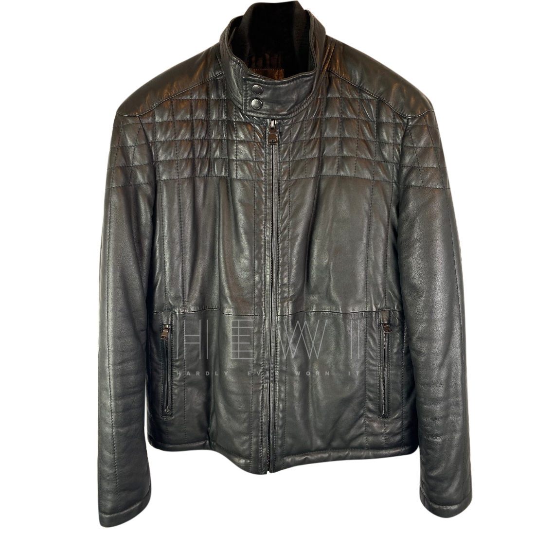 Boss Hugo Boss Leather Jacket
