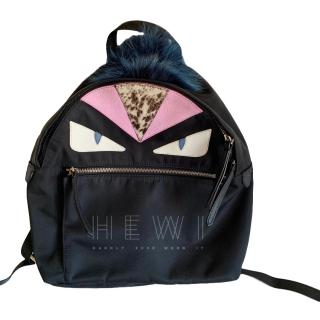 Fendi Monster Eyes Backpack