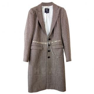 McQ Wool Blend Coat