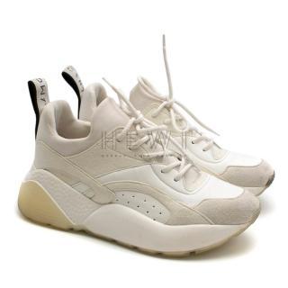 Stella McCartney Eclypse White Sneakers