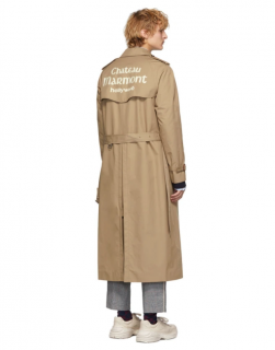Gucci Men's Chateau Marmont Trench Coat