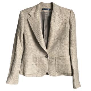 Ralph Lauren Linen Jacket
