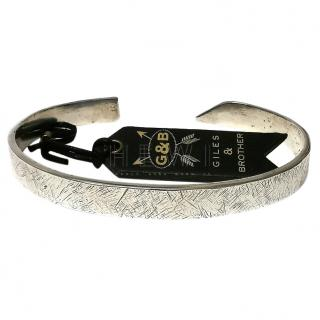 Giles & Brother Railroad Bracelet