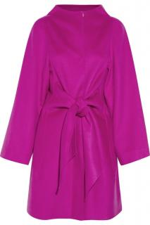Vanessa Bruno  wool and cashmere Wrap Coat
