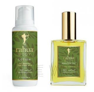 Rahua Amazon Body Oil & Amazon Body Lotion