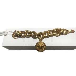 Versace Bijoux Medusa Chain Bracelet