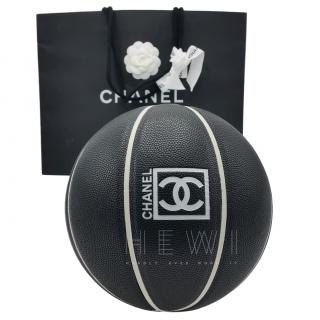 Chanel Black CC Limited Edition Basketball