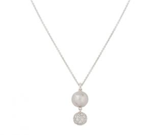 Tiffany & Co.18k Pave Paloma Picasso Pendant Necklace