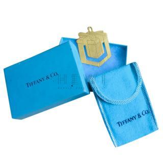 Tiffany&Co solid silver book mark