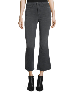 Current/Elliot Edgebrook High Waist Kick Jeans