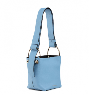 Strathberry Lana Nano Tote in Alice Blue - New Season
