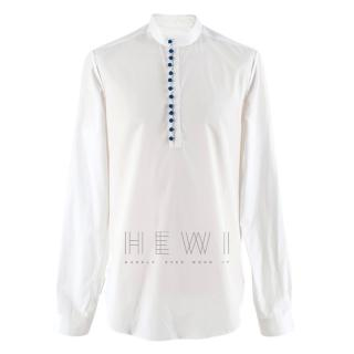 Advani White Nepal Shirt