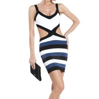 BCBG Max Azria Elle Bandage Dress