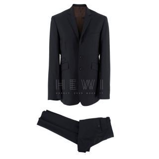 Spencer Hart Classic Fit Black Suit